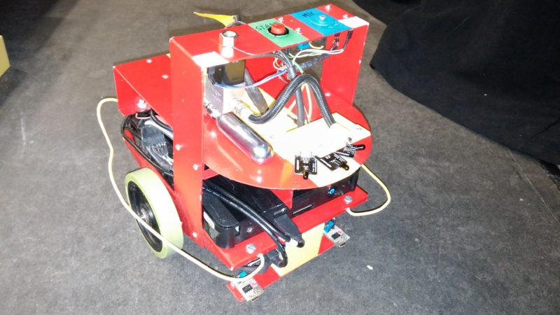 Versa Valve Trinity Robot Contest