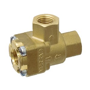 Versa-Products-Shuttle-Valve-Brass-Air-Valve