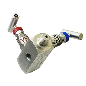Versa-Product-Block-Bleed-Valve-Stainless-Steel
