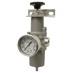 Versa-Product-Filter-Regulator-Gauge-Bracket-Stainless-Steel