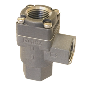 Versa Products Shuttle Valve Stainless Steel Air
