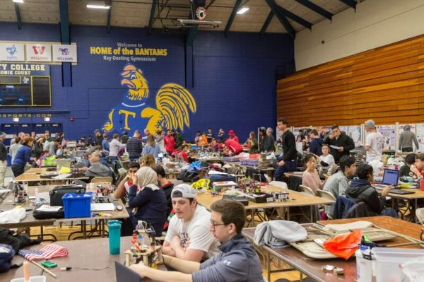 Versa Products Company & Trinity College Robot Contest