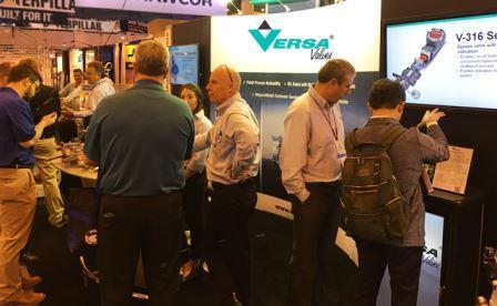 Versa Products Company, Inc. at OTC 2018