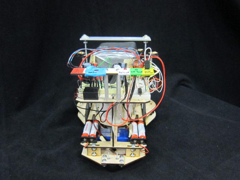 Versa Valves Trinity Robot Contest