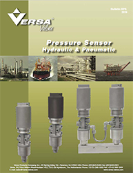 Pneumatic/Hydraulic Pressure Sensor – Versa Home
